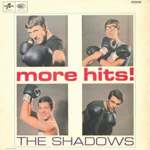 THE SHADOWS More Hits Vinyl Record LP Columbia 1965...